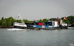 072. BB Falderntor (Possy 2016) Tags: natur kanal landschaft sigma105mm datteln bunkerboot sigma105mmf28makro tamron16300mmf3563macro tamron16300mm 45711datteln falderntor