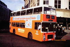 G M Buses 8377 (ORJ 377W) (SelmerOrSelnec) Tags: bus manchester piccadilly leyland gmt oldhamstreet atlantean gmbuses northerncounties orj377w