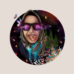 Ltg, fan art (Primadyeah) Tags: cereal vibes cornflakes surabaya frootloops honeystars cerealvibes