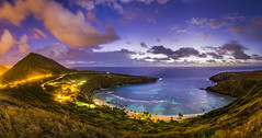 Dawn (Brandon Taoka) Tags: hawaii oahu hanaumabay kokohead