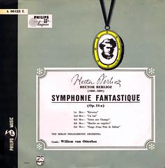 Berlioz Symphonie fantastique - van Otterloo Philips (sacqueboutier) Tags: records vintage french fantastic vinyl philips lp record opium symphony lps otterloo fantastique berlioz hallucinations symphonie lpcollection vinylcollection vinyllover vinylcollector vinylnation lplover