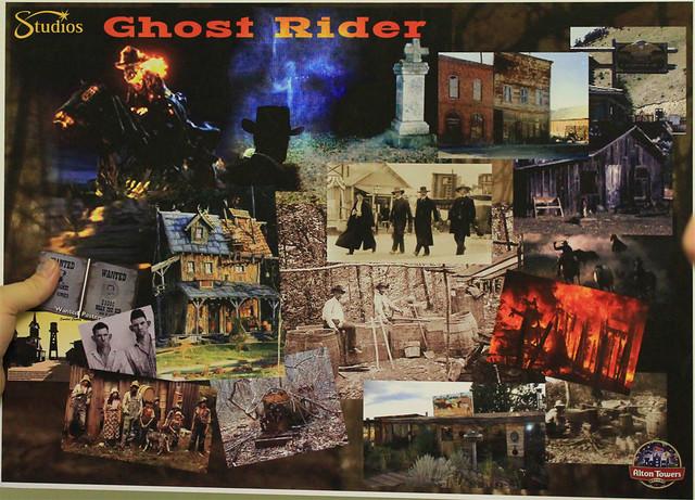 Ghost Rider Concept Art