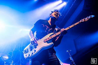 April 18, 2015 // Walk The Moon at the 9.30 Club // Shot by Jake Lahah