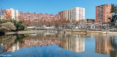 Llac urb (Miquel Lleix Mora [NotPRO]) Tags: barcelona espaa catalunya es frum miquellleix