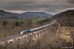 Eurostar (francoispobez) Tags: france train dijon eurostar zug cte tm sur dor bourgogne tgv viaduc ouche velars