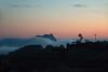 IMG_8205 (jaro-es) Tags: sea españa canon evening abend smog spain meer nebel nubes spanien calpe costablanca mlha peñondeifach spanelsko penyaldifach