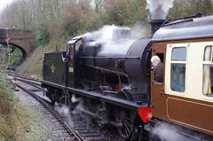 IMGP8409 (Steve Guess) Tags: uk england train engine railway loco hampshire steam gb locomotive bluebell alton 060 ropley alresford hants fourmarks medstead qclass 30541