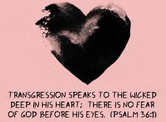 Psalm 36:1 (joshtinpowers) Tags: bible psalms scripture