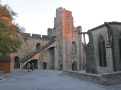 2010 09 08 Francia - Linguadoca Rossiglione - Carcassonne_0815 (Kapo Konga) Tags: mura francia carcassonne ferie languedocroussillon citta cittamedievale