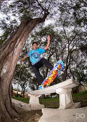 Bs five-0 - Anthony Morales (Daniel Obando Photography) Tags: skateboarding bs smith per skate anthony grind elalto morales apologia inward inwardskatevisual