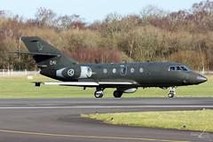 041 | Dassault Falcon 20 | Royal Norwegian Air Force (JRC - Bourneavia) Tags: norwegian boh 041 rnaf hurnairport dassaultfalcon20 bournemouthairport eghh norwegianairforce royalnorwegianairforce