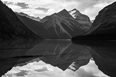 Glassy (Carrie Cole Photography) Tags: travel lake canada reflection tourism nature water zeiss reflections landscape rockies bc northwest britishcolumbia scenic robson rockymountains mountrobson a7 mountrobsonprovincialpark kinney kinneylake sonyalpha explorebc sonya7 carriecole
