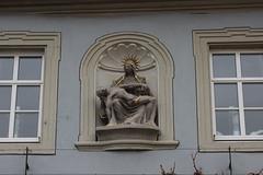 Piet at Flecken 2 in Randersacker (Bjrn S...) Tags: statue bayern bavaria franconia franken flecken baviera piet franconie randersacker bavire vesperbild viergedepiti flecken2