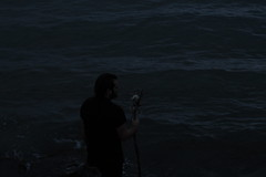 (Braindead zu) Tags: sardegna sea italy panorama beach nature water canon landscape eos skull sardinian natura cult stick anima cranium mighty spiaggia mystic mundi cvlt scafander 1200d