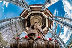 Kek Lok Si (aludatan) Tags: outdoor buddha buddhist chinesenewyear fisheye malaysia d750 penang buddhisttemple kekloksi guanyin   pulaupinang   astoundingimage club16   lightofoureye