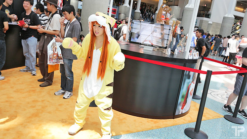 Anime Expo 2014 Day 4