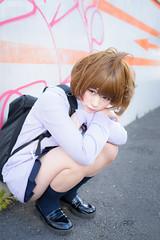 201502MM14 (カレー様) Tags: portrait cosplay cosplayer mm21 横浜 ポートレート コスプレ みなとみらい コスプレイヤー モニ子