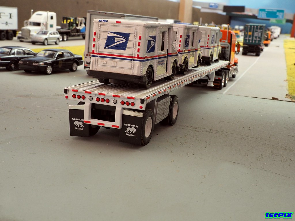The World's newest photos of grummanllv and usps - Flickr Hive Mind