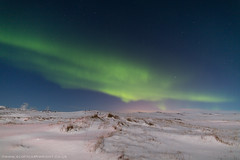 Northern Lights 1 (Scott Cartwright Photography) Tags: sky snow nature landscape star iceland space atmosphere aurora astronomy magnetic borealis phenomenon northernlight