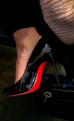 2016-02-24  Footloose (Kenny Loggins) (Robert - Photo du Jour) Tags: pied footloose fvrier chaussure 2016 christianlouboutin kennyloggins aufildutemps semellerouge