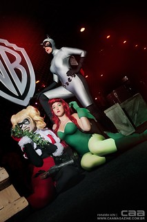 Catwoman Poison Harley | GOTHAM CITY SIRENS