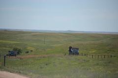 75 Miles of Wall Drug signs - Approaching Wall, South Dakota (BeerAndLoathing) Tags: summer usa wall southdakota canon outdoors rebel south july drug dakota walldrug t3i 2015