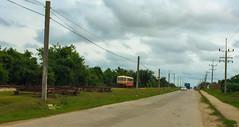 Salamanca, Camajuan, 2016 (lezumbalaberenjena) Tags: clara railroad tren cuba rail railcar villa salamanca cuban villas ferrocarril cubano 2016 camajuani ferkeltaxe camajuan caharatas