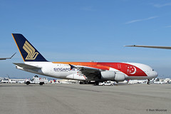 Special Livery, Singapore Airlines - 5