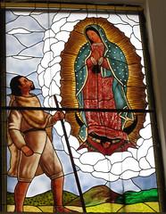 "Oaxaca: Notre-Dame de Guadalupe apparaît à l'indigène Juan Diego <a style=""margin-left:10px; font-size:0.8em;"" href=""http://www.flickr.com/photos/127723101@N04/25523639072/"" target=""_blank"">@flickr</a>"