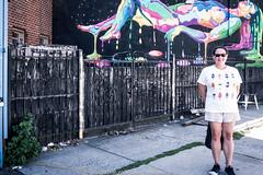 New York Street Art (jomak14) Tags: streetart newyork panasonic queens astoria g2 wellingcourtmuralproject lumixgvario1442f3556