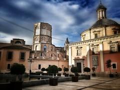 @raulrubio (Raulet Valencià) Tags: plaza valencia agua catedral año virgen miguelete cardenal caliz jubilar almona