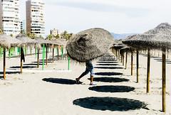 Welcome to Europe (De Wilde photography) Tags: sea tourism beach coast spain holidays malaga esp torremolinos mediterranian