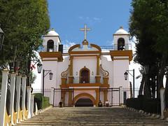 """San Cristóbal de las Casas: l'église de Guadalupe <a style=""""margin-left:10px; font-size:0.8em;"""" href=""""http://www.flickr.com/photos/127723101@N04/25590514172/"""" target=""""_blank"""">@flickr</a>"""