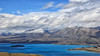Lake Tekapo (south*swell) Tags: blue newzealand mountain lake nature beauty landscape scenery bluewater laketekapo tekapo glacial rockflour