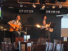 Onboard Entertainment (cohodas208c) Tags: ferry musicians entertainment guitarists onboard vocalists tallink helsinkitotallinn