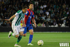 Betis - Levante 015 (VAVEL Espaa (www.vavel.com)) Tags: joaquin udl rbb 2016 primeradivision realbetisbalompie casadesus ligabbva udlevante betisvavel levantevavel fotosvavel juanignaciolechuga