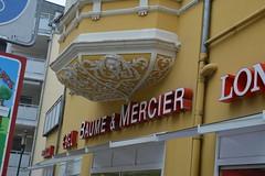 Ebel Baume & Mercier Watch make sign shop Herford Germany (dennoir) Tags: make sign shop germany watch herford mercier ebel baume