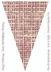 Sears1954Flag6_WingsofWhimsy (Wings of Whimsy) Tags: wallpaper vintage diy antique flag free garland ephemera bunting printable freebie mixmatch