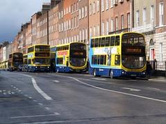 GT 157 Merrion Square 27/03/16 (Csalem's Lot) Tags: dublin bus easter volvo 9 gt 1916 merrionsquare eastersunday 2016 dublinbus gt157 wrightsgemini