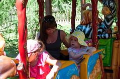 DSC_1816.jpg (Kaminscy) Tags: girl playground train zoo poland warsaw choochoo warszawa pl ciuchcia mazowieckie placzabaw kingakaminska monikarendak