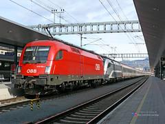 BB 1016 028 - @ Feldkirch (AT) (Pi Eye) Tags: ic rj taurus bb intercity ec 1016 eurocity 1216 1116 railjet