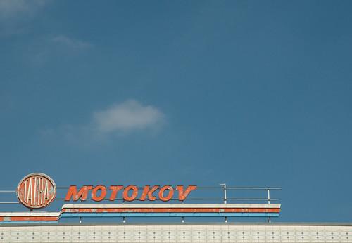 Architecture Motokov