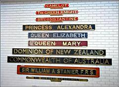 Locomotive Nameplates .. (** Janets Photos **) Tags: york uk locomotives nameplates railwaymuseums