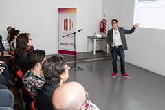 Francisco Aravena, periodista y escritor. III Festival de Ciencia de Antofagasta 2016