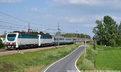 E403 014 + E403 001 (MattiaDeambrogio) Tags: train torino ic trains porta treno 001 014 intercity alessandria nuova treni e403 astuti