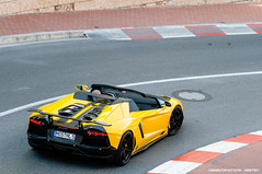 Roadster (Gaetan | www.carbonphoto.fr) Tags: auto car speed great fast automotive monaco exotic coche carlo monte incredible lamborghini luxury supercar dmc roadster veloce molto hypercar worldcars aventador lp900 carbonphoto