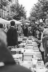 Day of the book. (Jordi Corbilla Photography) Tags: street 35mm nikon books girona d7000 jordicorbilla