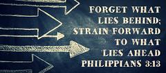 Philippians 3:13 (joshtinpowers) Tags: bible scripture philippians