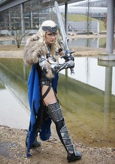 2015-03-14 S9 JB 88291#coht20 (cosplay shooter) Tags: anime comics comic cosplay manga leipzig hunter cosplayer guildwars zuzu valkyrie rollenspiel roleplay lbm 100x anata shokei leipzigerbuchmesse eirstegalkin 2015195 2015074 id367880 id801420 id350783 x201604