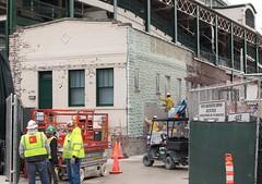 Groundskeeper's House (Brule Laker) Tags: chicago baseball chicagocubs atlantabraves mlb wrigelyfield nationalleague